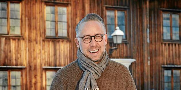 "Årets lantis 2016 Po Tidholm: ""Jag är 100 procent lojal mot landsbygden"""
