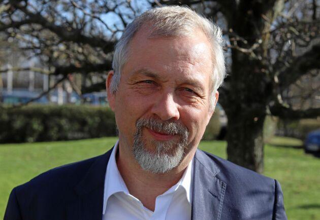 Det har varit tuffa år för sockerindustrin efter avregleringen. Jesper Thomassen, VD på Nordic Sugar, flaggar för ett minusresultat för 2019 för den svenska verksamheten men tror sedan att det vänder.