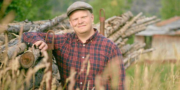Så drabbade sommarens torka bönderna i Bonde söker fru