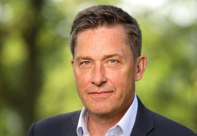 Ulf Wallin är presschef på LRF.