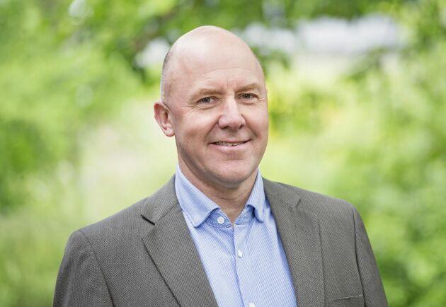 Sven Erik Hammar, ordförande LRF Skogsägarna.