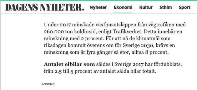 Flera medier, bland annat Dagens Nyheter och TT, förde de felaktiga uppgifterna vidare.