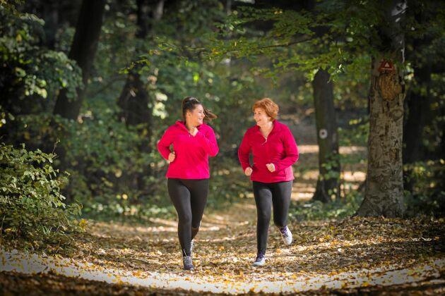 Det behöver inte var svårt att komma i gång med att jogga. Bara du tar det lugnt och håller dig till programmet. Ta med dig en kompis ut och löpningen blir ännu roligare!