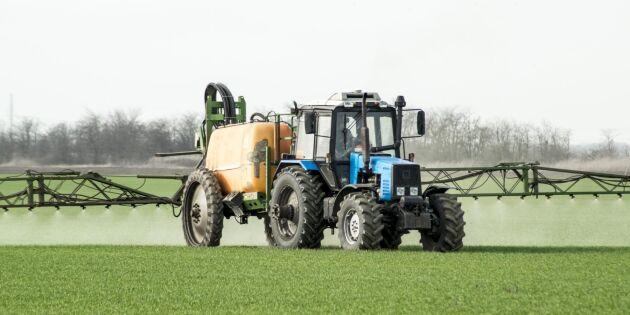 Tyskland skärper krav för glyfosat – träda nytt villkor