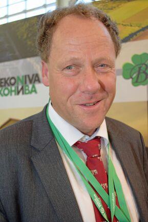 Tysken Stefan Dürr, ägare till Ekoniva, har blivit så framgångsrik att han fått medborgarskap i Ryssland genom dekret av Putin.