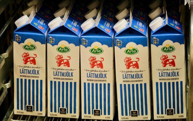 Vid sidan av köttindustrin blir mjölkproduktionen allt hårdare ansatt av kritiker som pekar ut den som en miljöbov och mjölk som ohälsosamt. LRF Mjölk vill nu rusta bönder med moteld och har tagit fram en ny broschyr som talar om livsmedlets alla fördelar.