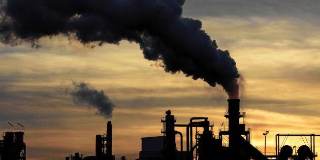 Stora konsekvenser av fortsatta utsläpp – många kommer att drabbas