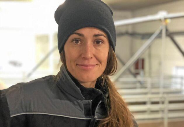 Katja Lindvall.