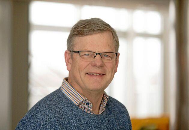 Göran Örlander, skogsstrateg vid Södra.