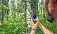 Ny app mäter skogen digitalt