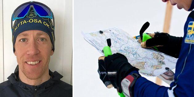 Skogsmästare vill förbli världsmästare i skidorientering
