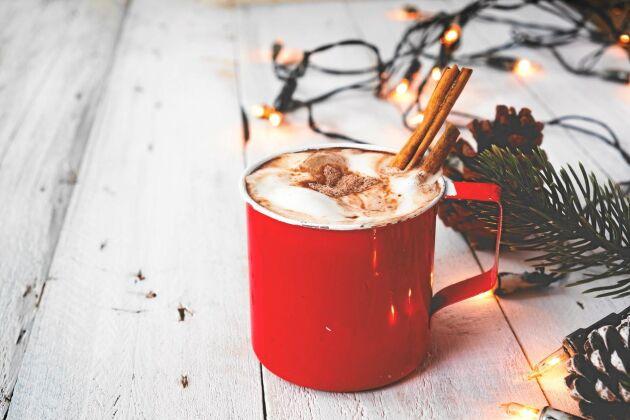 Skapa härlig stämning med eget julkaffe. Foto: Istock