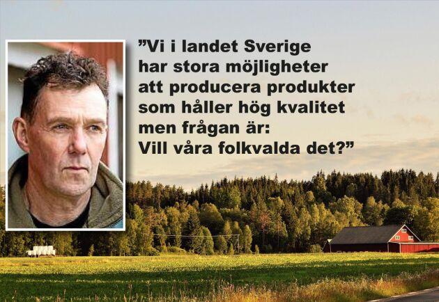 Stefan Gård är ny krönikör i ATL.