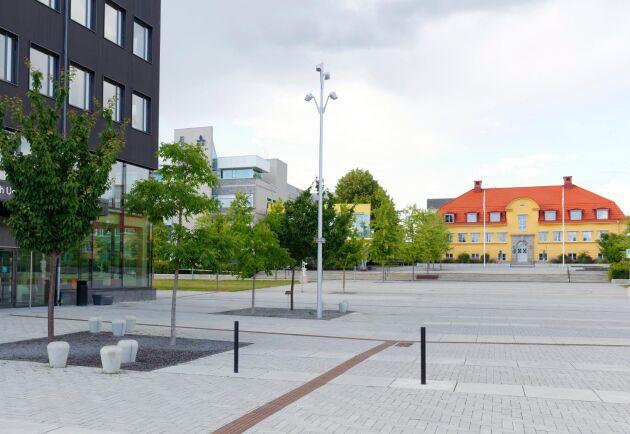 Sveriges Lantbruksuniversitet i Ultuna i Uppsala.
