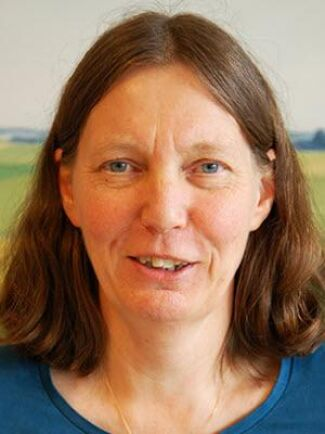 Agneta Sundgren, växtskyddsexpert på LRF.