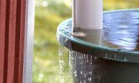Vattennivåer fortsätter sjunka