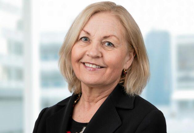 Karin Hansson, seniorkonsult, Macklean.