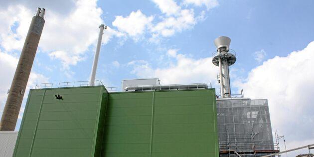Biogas Väst får ny huvudman