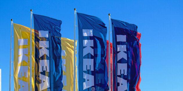 Ikea ska odla egen sallad i container