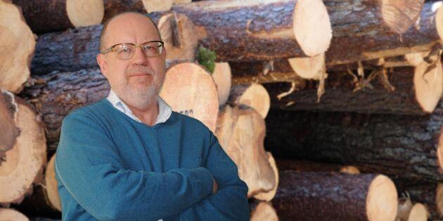 Starka miljöskäl att bygga i trä