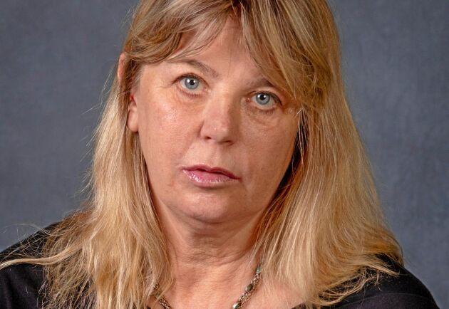 Annika Carlsson Kanyama, KTH.