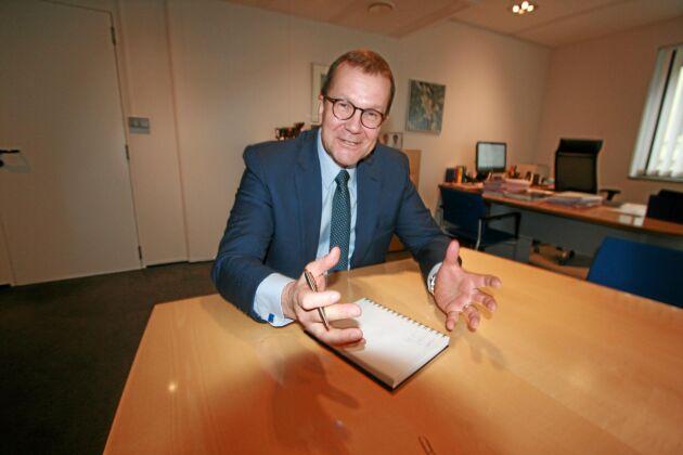 En EU-lag som biter på svenska handelskedjor efterlysas av Pekka Pesonen, generalsekreterare för Copa-Cogeca.