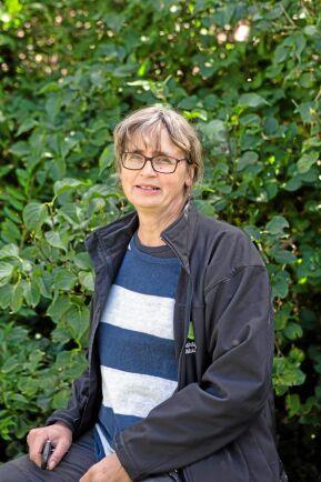 Ingela Löfquist, husdjursrådgivare vid Hushållningssällskapet i Skåne