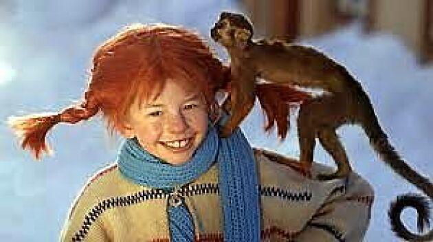 Att Astrid Lindsgren inspirerades av Sonja när hon skrev om Pippi är inte så svårt att förstå.