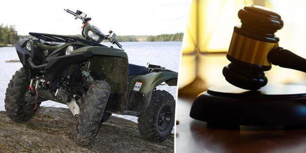 ATV-ägare får rätt om förmånsskatt