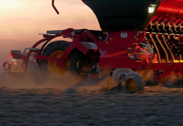 Förra årets torka och dåliga skördar ledde till brist på utsäde för flera olika växtslag, bland annat korn och havre i Sverige.