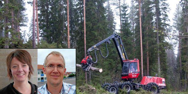 Skogsvårdsutredningen - utredningen som mest handlat om utredaren