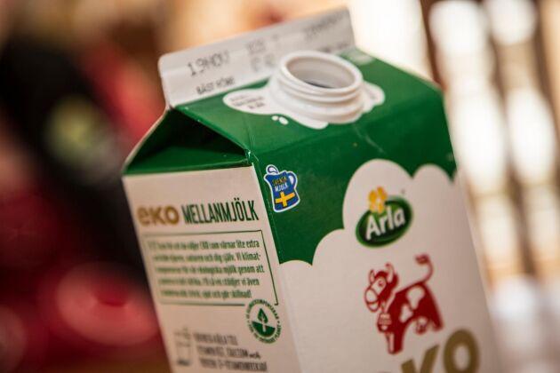 Ingen förändring av avräkningspriset på mjölk i februari.