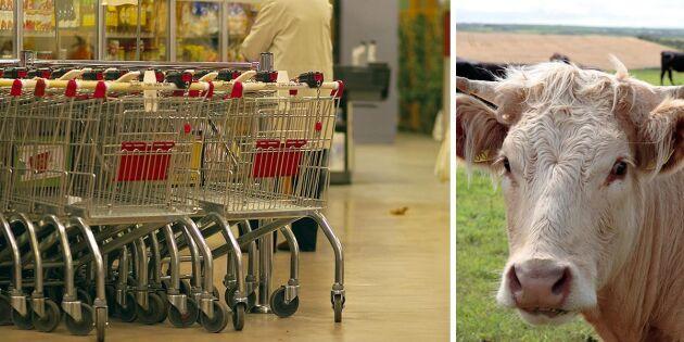 Citygross slopar policy – ska sälja utländskt kött