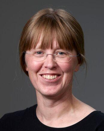 Anna Hessle, samordningsansvarig på Götala.