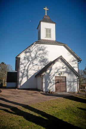 Ledsjö kyrka.