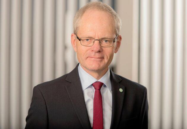 Gustav Tibblin, medlemschef Södra.