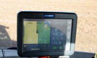 GPS-skärm stulen från traktor