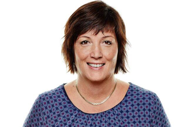 Billerud Korsnäs nya vd, Petra Einarsson, som tillträder efter årsskiftet.