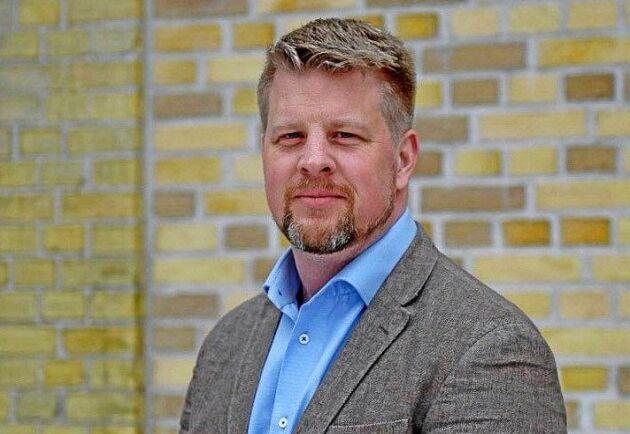 Hans Ramel, ordförande LRF Skåne.