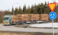 Det dröjer innan 74-tonslastbilarna kan rulla