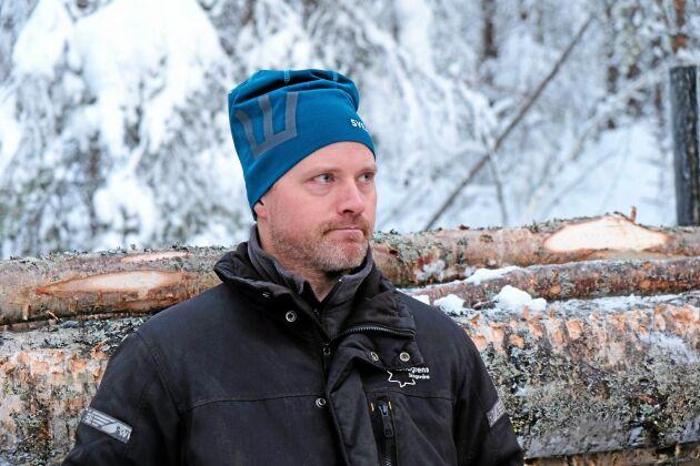 Daniel Lundgren.