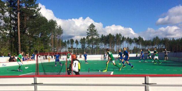 Älvkarleby – först i Sverige med framtidens idrottsplats