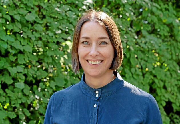 ATL:s chefredaktör Lilian Almroth är stolt över tidningens nominering till Årets Digitala Tidskrift.