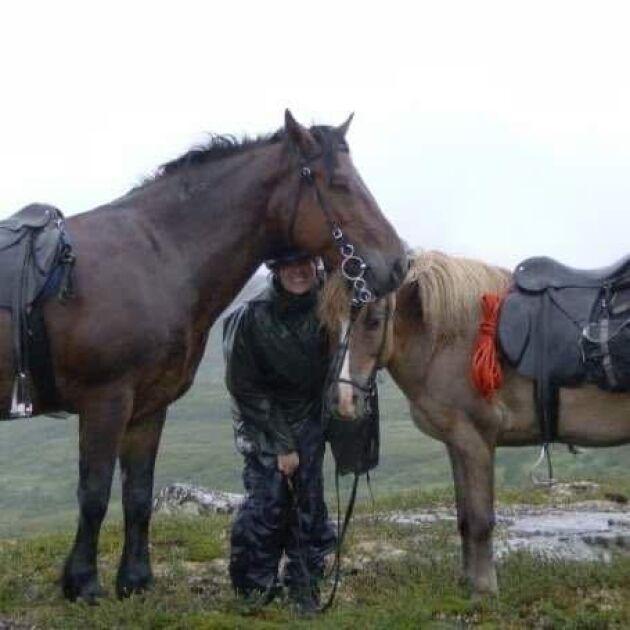 Sussie Wretström har drivit sitt hästföretag i tolv år.
