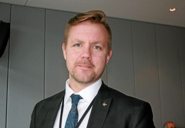 Fredrick Federley (C) svarar på de viktigaste lantbruksfrågorna inför EU-valet.