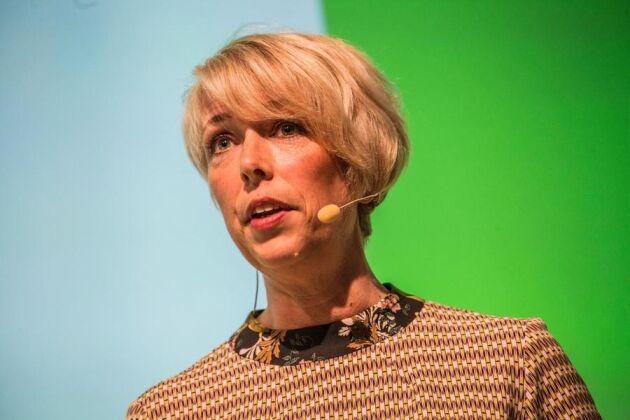 Helena Jonsson, LRFs ordförande.
