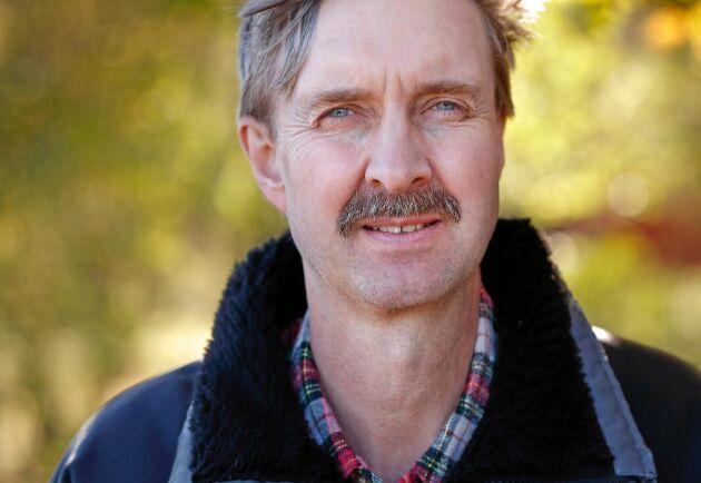 Leif Franzén funderar på att stycka upp företaget för att undgå EU-kommissionens förslag om ett takbelopp på direktstöden.