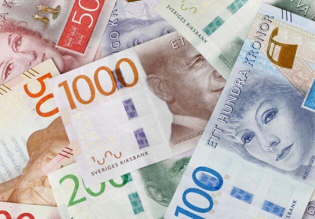 100 miljoner kronor satsar Lantmännen, HK Scan och LRF i ett riskkapitalbolag som ska stötta lantbruksföretag.