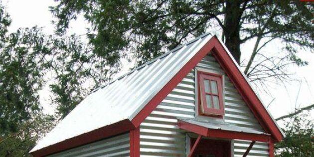 Nu vill vi bo smått! 14 förtrollande minihus som du måste se
