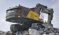 Volvos storgrävare – nu även i Sverige